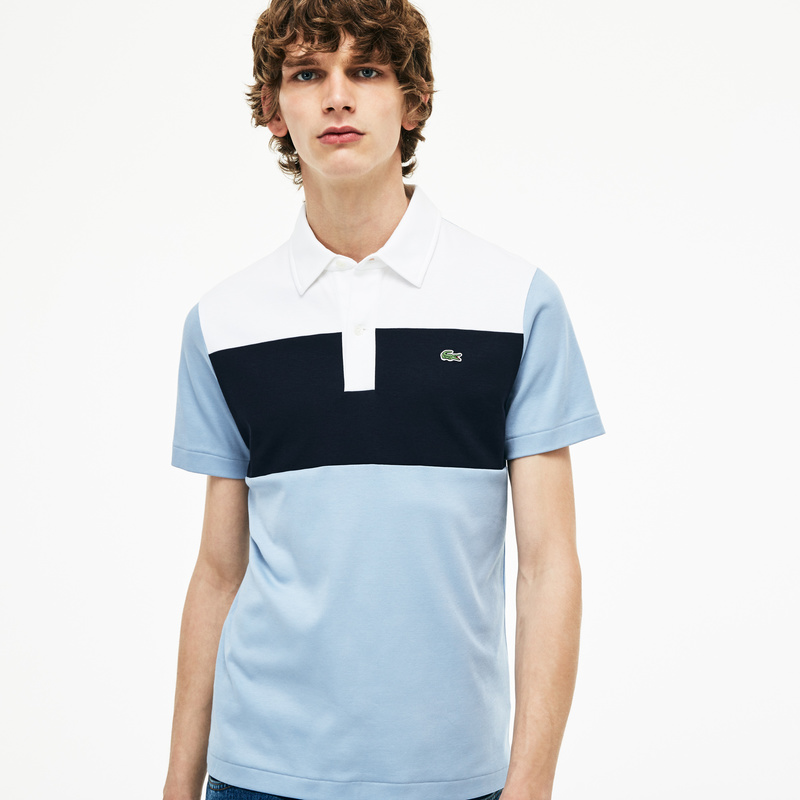 70s Interlock Polo DH7341