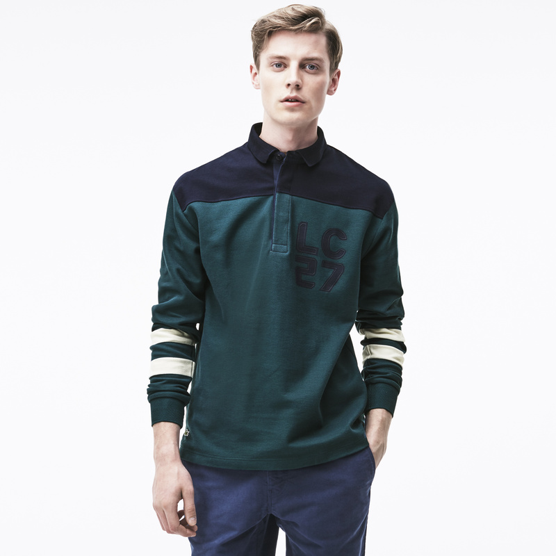 LC 27 Polo with Long Sleeves KH2253