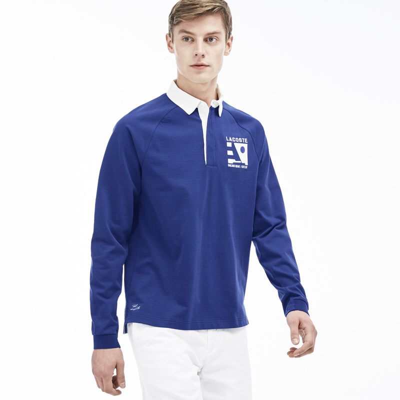 Nautical Branding Rugby Polo KH9229