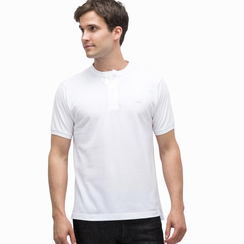 メンズ ラコステ ポロシャツ(半袖) 001
