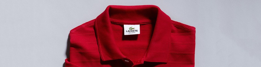 "<font color=""#FFF"">the ""finely textured"" POLO</font>"